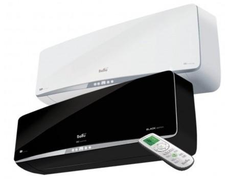 Кондиционер BALLU Platinum DC inverter Black&White Edition BSPI-13HN1/WT/EU