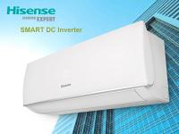 Кондиционер HISENSE AS-09UR4SYDDB15 серия SMART DC Inverter