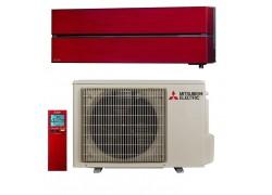 Кондиционер Mitsubishi Electric MSZ-LN25VGR/MUZ-LN25VG  (рубиново-красный)