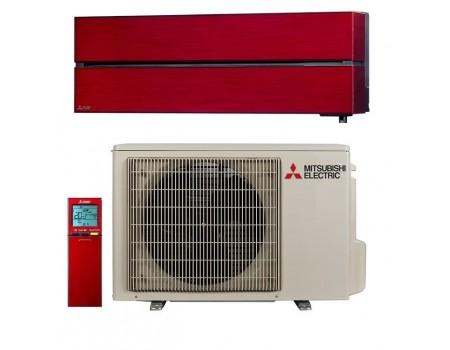 Кондиционер Mitsubishi Electric MSZ-LN50VGR/MUZ-LN50VG  (рубиново-красный)